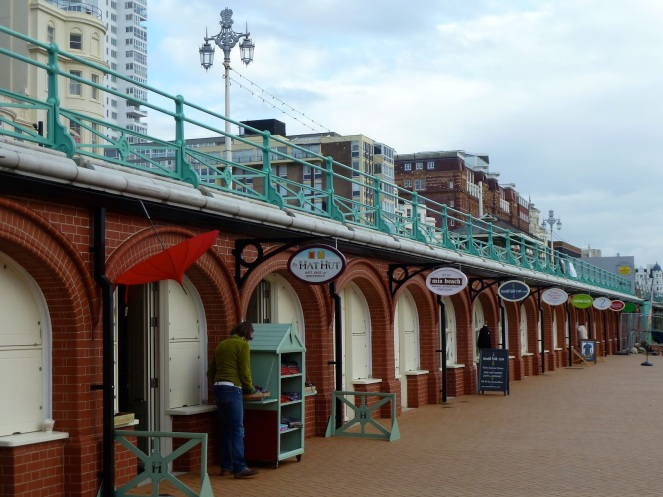 Image result for the arches, brighton