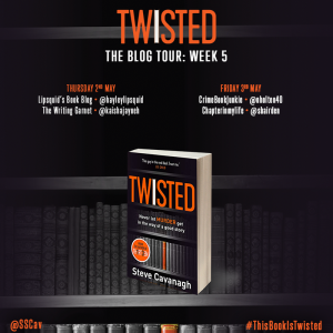 Sometimes a book comes along and blows your mind … #Twisted by Steve